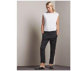 AG Adriano Goldschmied Caden Trouser Crop Jeans 28